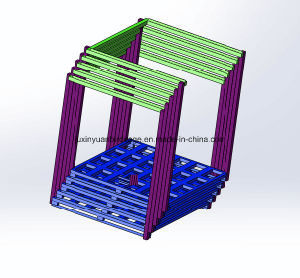 Heavy Duty Pallet Rack Industrial Stacking Racks Shelves pictures & photos