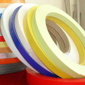 High Gloss PVC Edge Banding pictures & photos