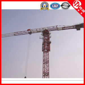 Building/Construction, Self-Raising/Inside-Climbing, Luffing Tower Crane pictures & photos