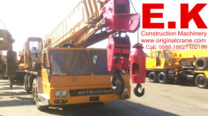 50ton Used Original Kato Japanese Hydraulic Mobile Truck Crane (NK500E-V) pictures & photos