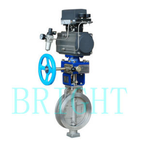 Hb2410 Pneumatic Low-Load Butterfly Valve