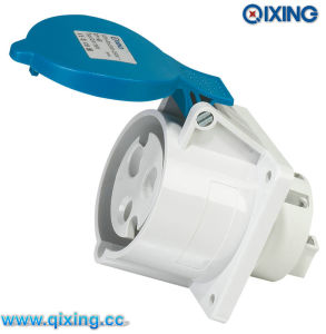European Standard Flange Socket with CE Certification (QX1395) pictures & photos