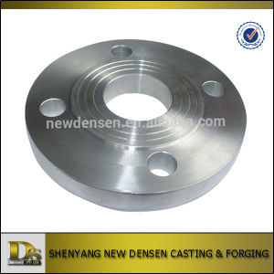 China Hot Sales Forged Flanges Stainless Steel Pipe and Flange pictures & photos