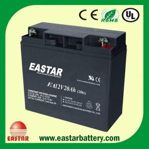 12V 20ah E-Bike Lead Acid Battery pictures & photos