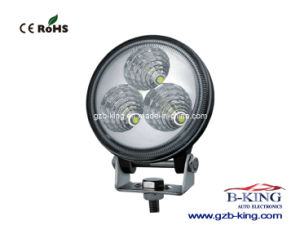 IP67 9W Epistar Spot Beam LED Work Light (BK-1309) pictures & photos