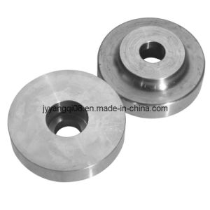 Non-Standard Concave and Convex Circular End Cap Made with 20#