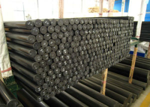 Extrude with 100% Virgin Nylon Rods, PA Rods, PA6 Rods, PA Rod, PA6 Rod, PA66 Rod pictures & photos