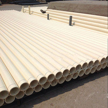 Good Sale CPVC Pipe for Water Supply ASTM D 2846 Standard pictures & photos