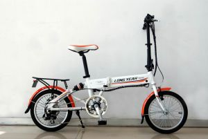 16′′ Foldable Electric Bicycle pictures & photos
