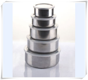 Stainless Steel Food Preservation Box Insulated Food Box pictures & photos