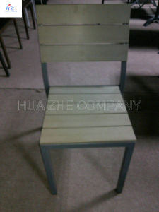 100% Plastic Wood Outdoor Furniture Park Furniture pictures & photos