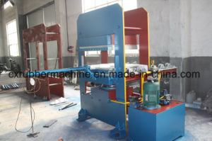 Rubber Tile Vulcanizing Press/Rubber Tile Making Machine/Rubber Tile Machine pictures & photos