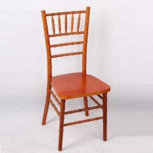 China Yellow Solid Wood Chiavari Ballroom Chair pictures & photos