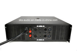 High Power and Cost Effective 2 Channels Professional Amplifier pictures & photos