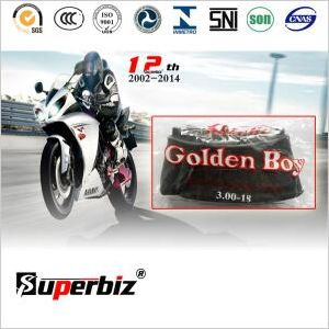 Golden Boy Tube Motorcycle Butyl Inner Tube (3.00-18) pictures & photos