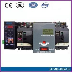400A MCCB Type Automatic Transfer Switch Jatsna-400 3p pictures & photos