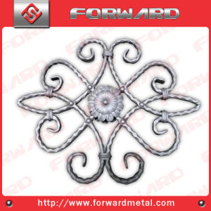 Ornamental Forged Iron Picket pictures & photos