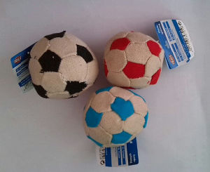 Double Color Football, Pet Toys pictures & photos