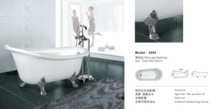 New Design Deluxe Princess Bathtub pictures & photos