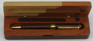 Metal Wooden Ball Pen in Wooden Gift Box645 pictures & photos