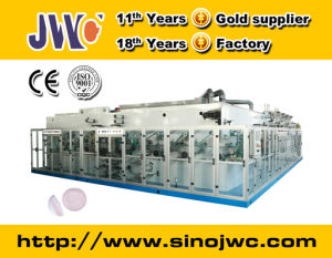 Full Servo Breast Pad Machine (JWC-RD-SV801) pictures & photos