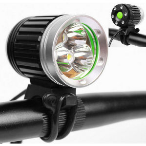 3X CREE Xm-L T6 LED 4000lm Cycling Bike Bicycle Head Light pictures & photos