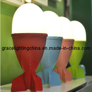 New Design Missile Eye Protection LED Table Lamp (GT-3040L-1) pictures & photos