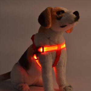 2017 Fashion LED Light Pet Dog Cheap Belt Dog Harness pictures & photos