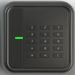 IC or ID Card Reader with Keypad (JS-702A-26/34) pictures & photos