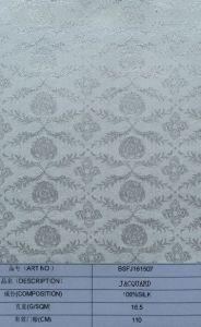 Silk Woven Fabric-Textile (BSFJ161607) pictures & photos
