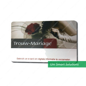 Smart Contactless Gift Card with PVC Material