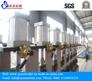 WPC Board Conical Extruder Machine (4-25mm) pictures & photos