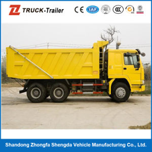 2016 New Sinotruk HOWO Mining Dump Truck Tippers Price
