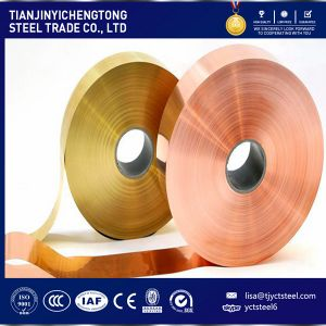 T2 C1100 C1200 Red Copper Strip Coils pictures & photos