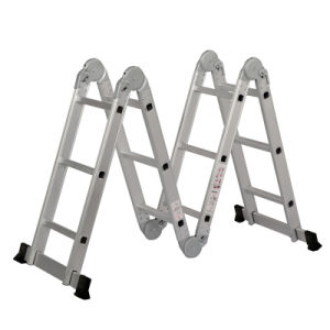Aluminum Profile Multi-Purpose Ladder with En131 Approval pictures & photos