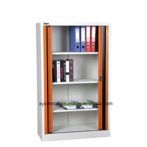 Storage Rolling Shutter Door Cabinet pictures & photos