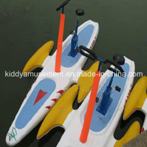 Single Water Bike for Amusement Water Park Sports Game