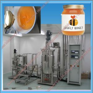 Stainless Steel Electric Honey Extractor pictures & photos