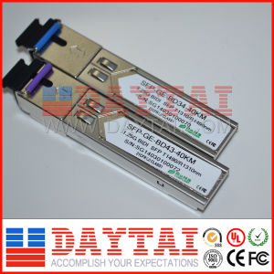 Sm Optical Transceiver SFP Module 40km pictures & photos