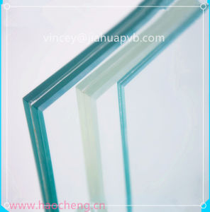 0.76mm Polyvinyl Butyral (PVB) Interlayer for Laminated Glass pictures & photos