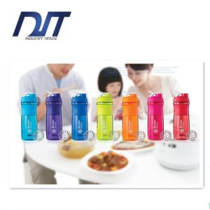 Durable 760ml Shake Protein Shaker Mixer Cup Bottle Drink Whisk