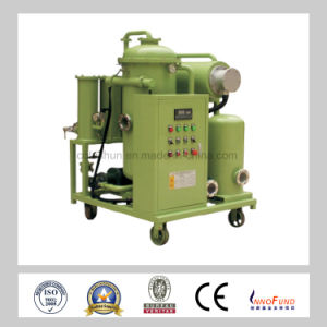 Zl-500 Lubricating Oil Vacuum Oil Purification Machine, Turbine Oil Recycling Machine pictures & photos