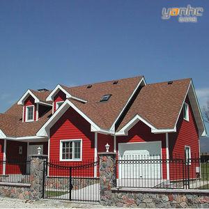 Z Section Prefabricated Light Steel Modular Villa