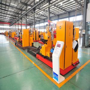 CNC Plasma Pipe Cutting Machine pictures & photos