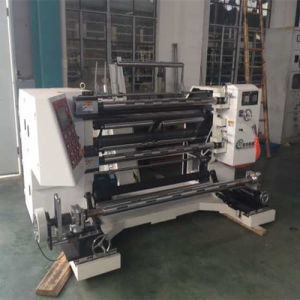 High Speed Vertical Automatic Slitting Rewinding Machine