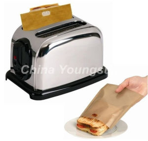 Non Stick Portable Panini Toaster pictures & photos