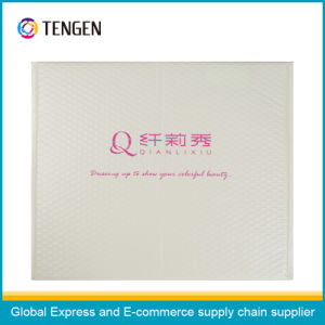 Custom Logo LDPE Co-Extruded Bubble Mailing Bag pictures & photos
