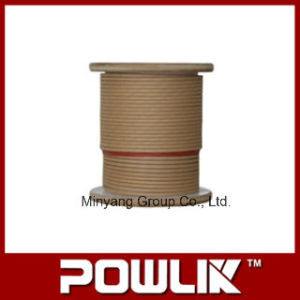 High Quality Paper Covered Aluminum Wire pictures & photos