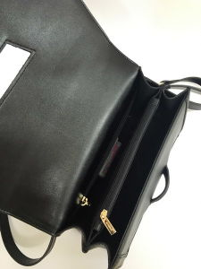 Wholesale New Fashion PU Leather Handbag with Hight Quality (BS1609-19) pictures & photos