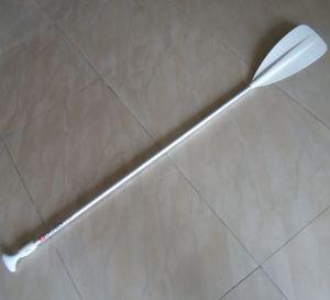 Composite Plastic Blade Oval Aluminum Shaft Surfboard Paddle